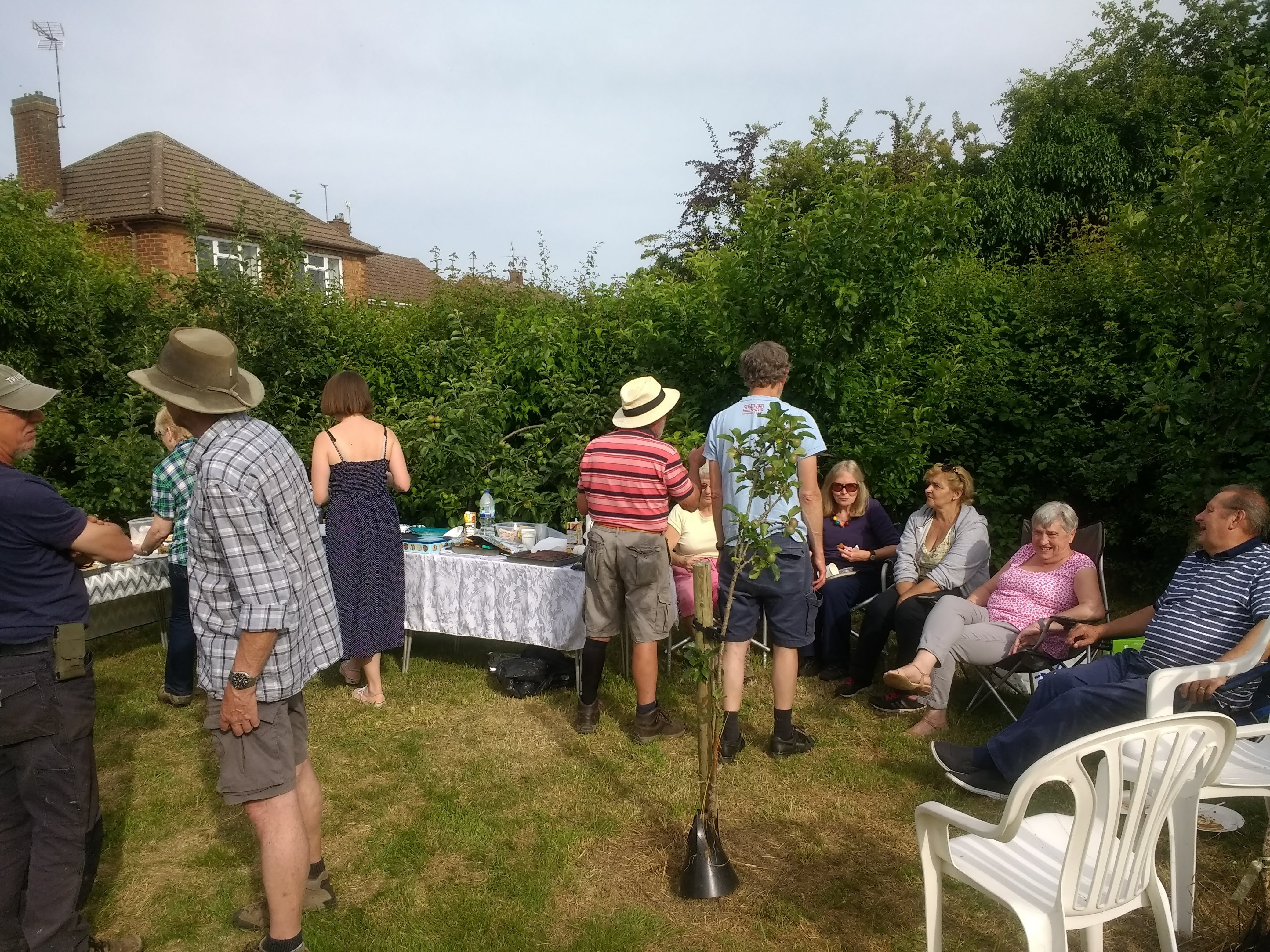 Allotment Community Social Event – Saturday 23rd June